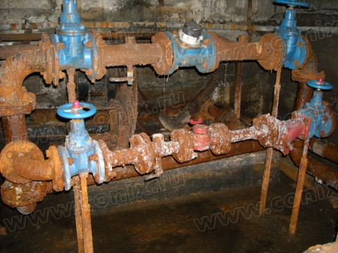 На данном объекте нам предстояло произвести реконструкцию водомерного узла второго типа с объединенной...